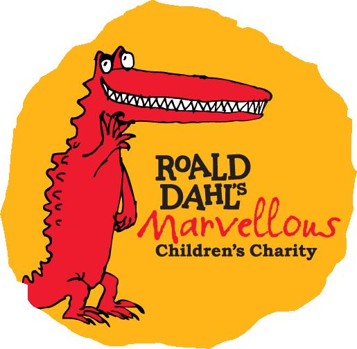 Roald Dahl Marvellous logo